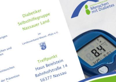 Diabetes-nassauer-Land-Flyer