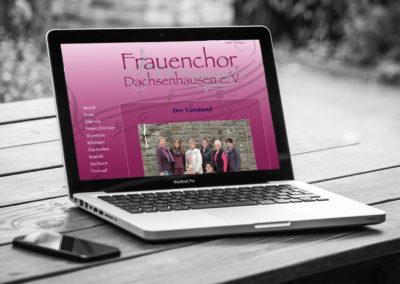 Frauenchor Dachsenhausen