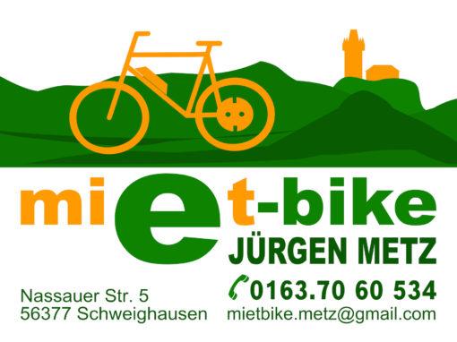 mietbike -Jürgen Metz