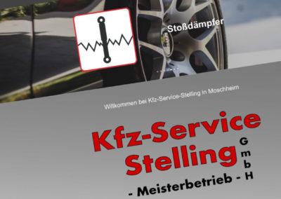 KFZ Service Stelling