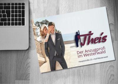 Theis – Der Anzugprofi im Westerwald