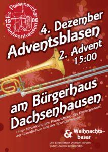 2016-wedoyu-Plakat-Posaunenchor-Dachsenhausen