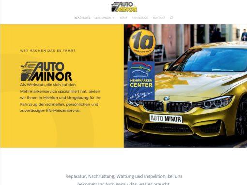 Auto Minor