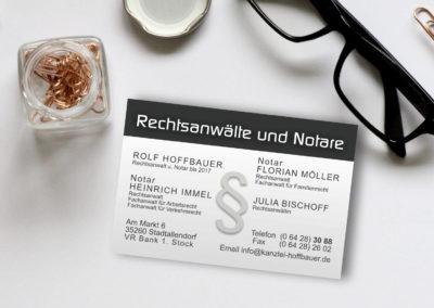 Hoffbauer Rechtsanwälte & Notare