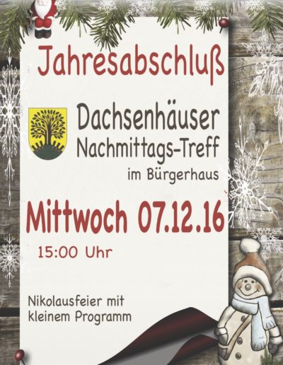 20161124 Nachmittagstreff Advent