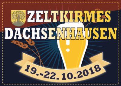 Zeltkirmes Dachsenhausen