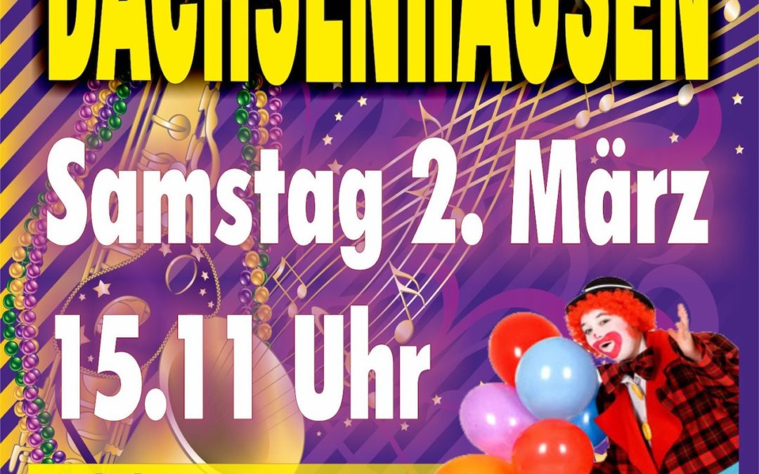 2019 Fastnachtsumzug Dachsenhausen