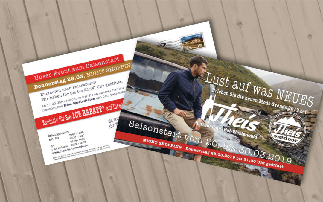FS Mailing 2019 Theis Herrenmode