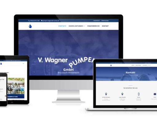 Pumpen Wagner