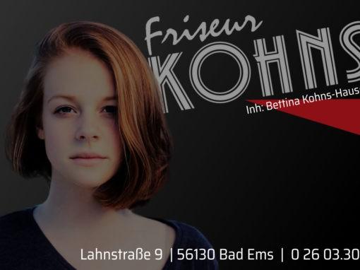 Friseur Kohns | Bad Ems