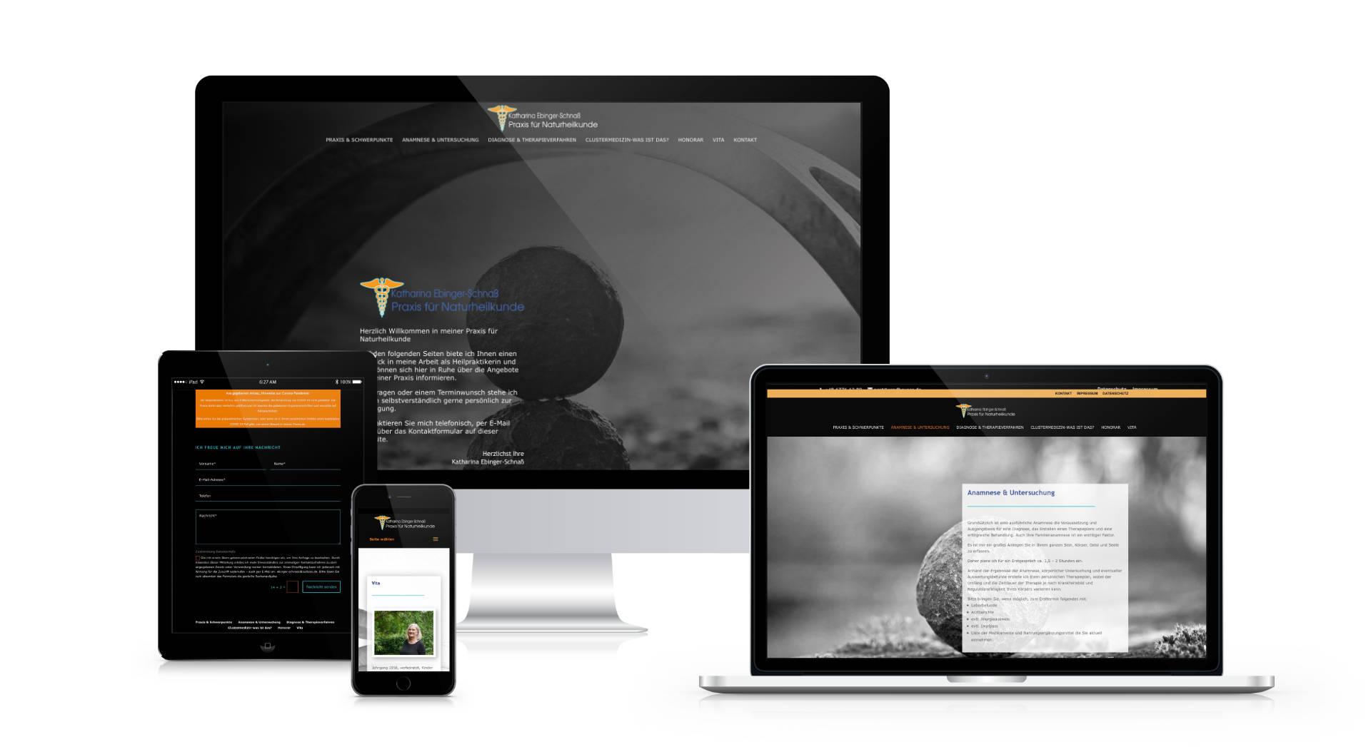 Webdesign ebinger-schnass