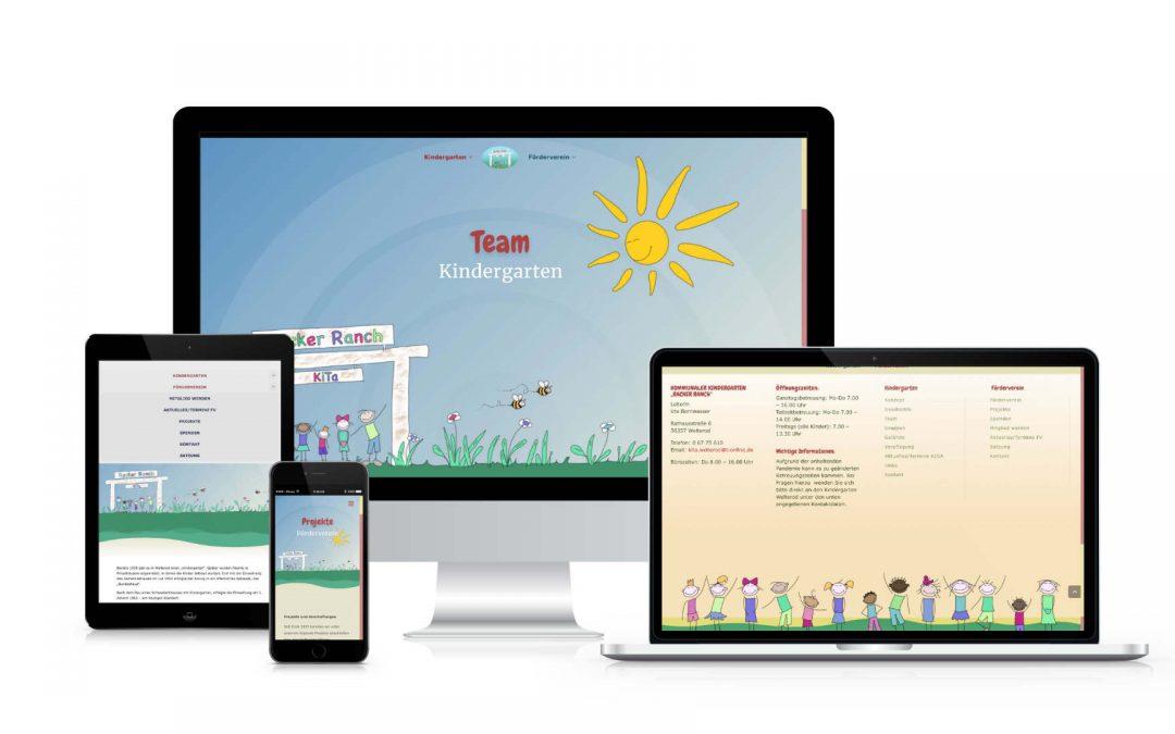 Kita-Welterod   webdesign